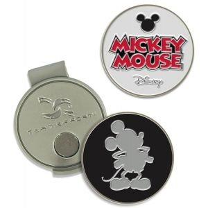 Team Effort Disney Mickey Mouse Hat Clip And Ball Marker Set
