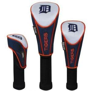 Detroit Tigers Golf Headcover 3-Pack