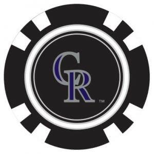 Team Golf MLB Poker Chip Ball Marker