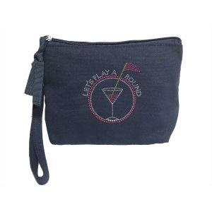 Titania Bling Make-Up Purse - Lets Play A Round