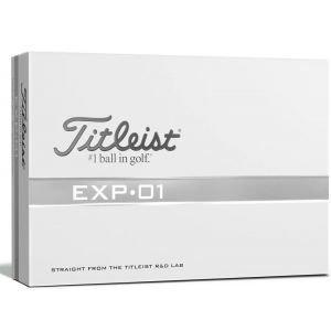 Titleist EXP-01 Golf Balls