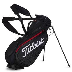 Titleist Premium Stand Bag 2020 Jet Black
