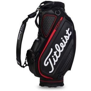 Titleist Tour Staff Bag 2020 Jet Black