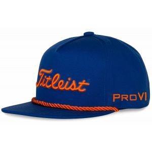Titleist Junior Tour Rope Flat Bill Golf Hat