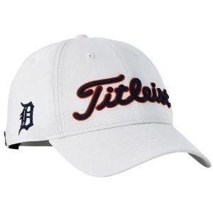 Titleist MLB Tour Performance Adjustable Golf Hat Detroit Tigers