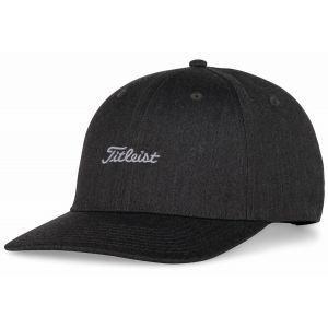 Titleist Nantucket Heathered Semi-Curve Golf Hat 2021