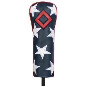 Titleist Stars & Stripes Leather Fairway Wood Headcover