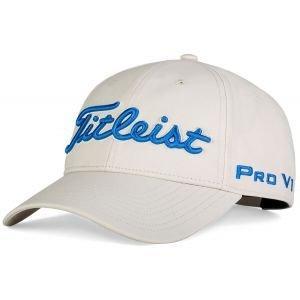 Titleist Tour Performance Bone Collection Golf Hat 2020