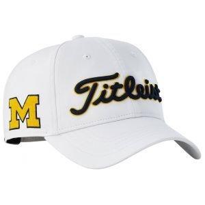 Titleist Collegiate Tour Performance University of Michigan Adjustable Golf Hat