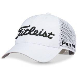 Titleist Tour Performance Mesh Legacy Collection Hat 2019