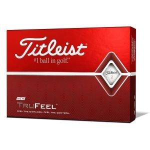 Titleist Trufeel Golf Balls 2020