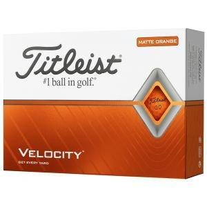 Titleist Velocity Golf Balls Packaging