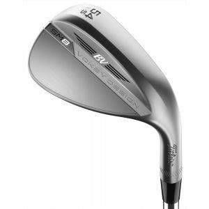 Titleist Vokey SM8 Spin Milled Wedges 2020 - Raw Finish