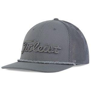 Titleist West Coast Charcoal Collection Golf Hat 2020