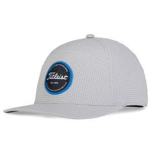 Titleist West Coast Grey Collection Golf Hat 2020