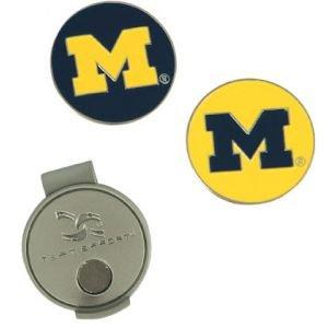 Michigan Wolverines Hat Clip And Ball Marker