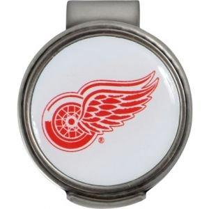 Detroit Red Wings Hat Clip And Ball Markers