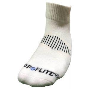 Top Flite Half Cushion Moisture Wicking Quarter Golf Socks