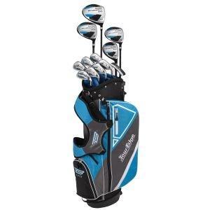 Tour Edge Bazooka 370 Complete Mens Golf Package Set