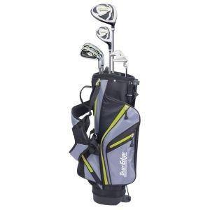Tour Edge Hot Launch Hl-J Junior Golf Set Green Ages 7-10