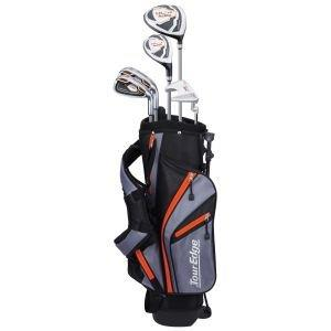 Tour Edge Hot Launch Hl-J Junior Golf Set Orange Ages 5-8