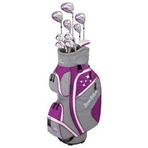 Tour Edge Lady Edge Complete Womens Golf Set 2020