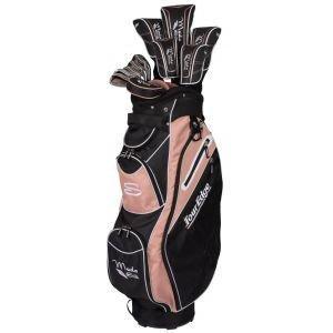 Tour Edge Womens Moda Silk Complete Golf Package Set