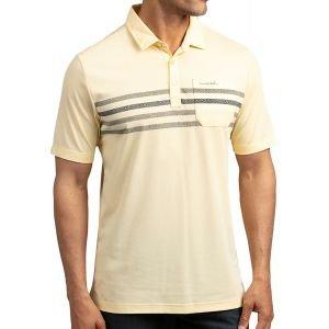 Travis Mathew From The Top Rope Golf Polo