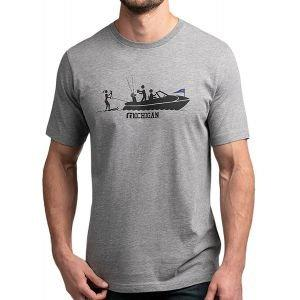 Travis Mathew Lake State Michigan Golf T-Shirt