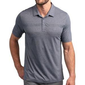 Travis Mathew Pull The Plug Golf Polo Shirt - ON SALE
