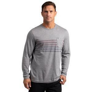 Travis Mathew Sprinkler Run Long Sleeve T-Shirt