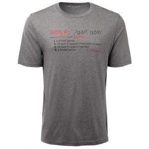 Travis Mathew Trail Magic Golf T-Shirt