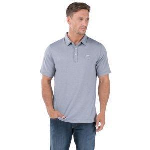 Travis Mathew Zinna Golf Polo Shirt