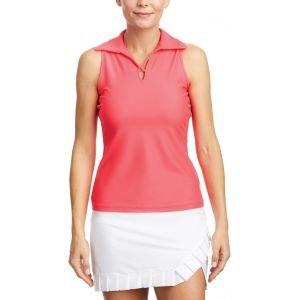 TZU TZU Sport Women's Quinn Sleeveless Golf Top