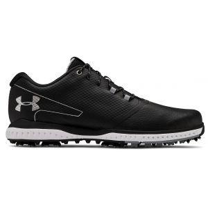 Under Armour Fade RST 2 Golf Shoes - Black/Steel