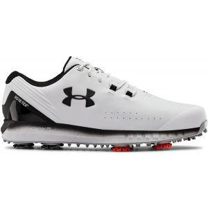 Under Armour HOVR Drive GTX Golf Shoes White/Black