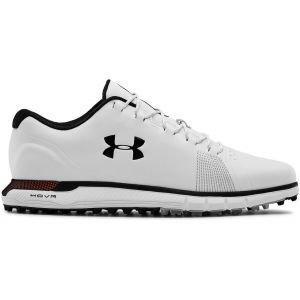 Under Armour HOVR Fade SL Golf Shoes - White/Grey/Black