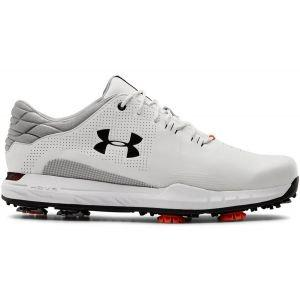 Under Armour HOVR Match Play Golf Shoes 2020 - White/Black