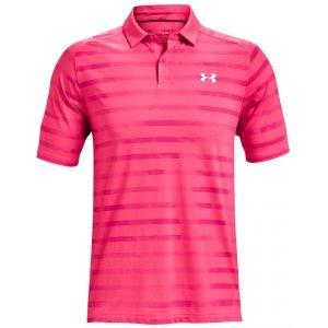 Under Armour UA Iso-Chill Floral Stripe Golf Polo