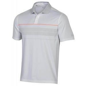 Under Armour Performance Chest Stripe Golf Polo