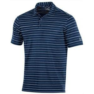 Under Armour Performance Stripe 2.0 Golf Polo - ON SALE