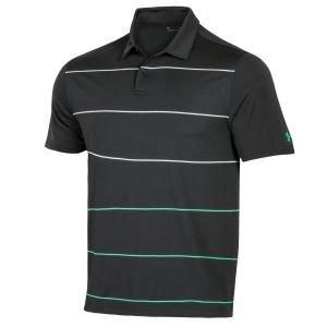 Under Armour Performance Target Stripe Golf Polo Shirt