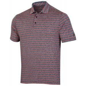 Under Armour Playoff 2.0 Tour Stripe Golf Polo Shirt - ON SALE