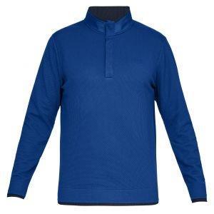Under Armour Storm Sweater Fleece Snap Mock Golf Pullover