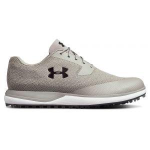 Under Armour Tour Tips Knit SL Golf Shoes Grey - ON SALE