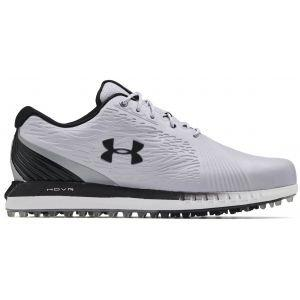 Under Armour UA HOVR Show Spikeless Golf Shoes Mod Gray/Metallic Silver