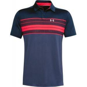Under Armour Vanish Chest Stripe Golf Polo