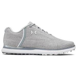 Under Armour Womens Fade SL Sunbrella Golf Shoes - Gray