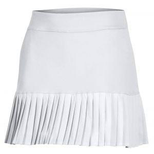 Under Armour Ladies Tuck Pleated Golf Skort