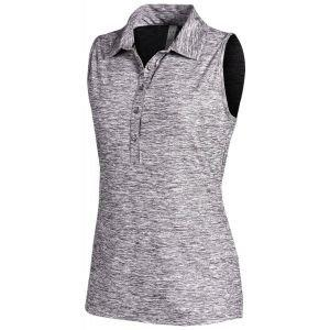 Under Armour Women's Zinger Sleeveless Golf Polo Shirt